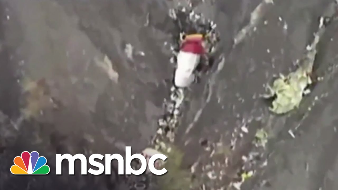 What Made Airbus A320 Descend Rapidly | msnbc thumbnail