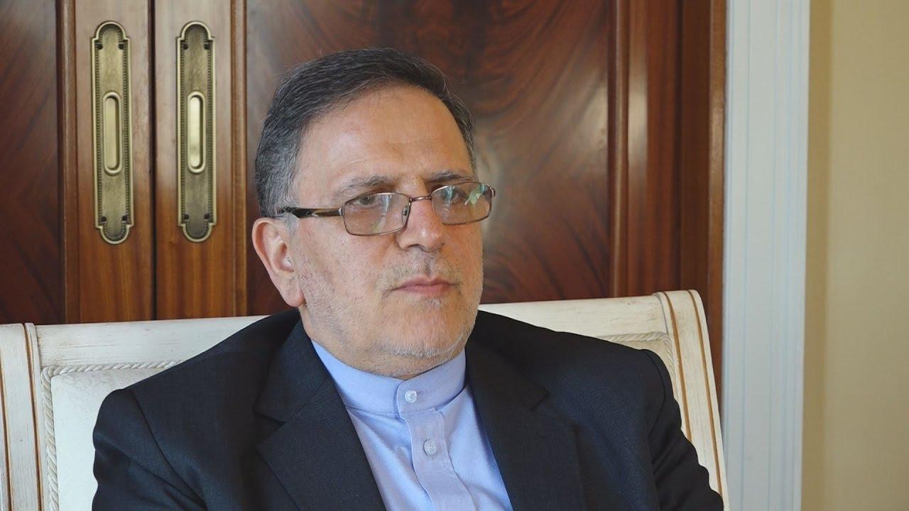 """Βαλιολάχ Σεΐφ: """"Ορόσημο για τις σχέσεις Ελλάδας-Ιράν, η επίσκεψη A.Τσίπρα στην Τεχεράνη"""""""