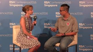 RSAC APJ - Interview with Ryan Flores