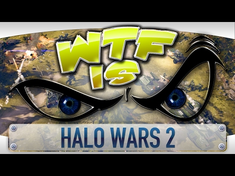 WTF Is... - Halo Wars 2 ? - YouTube video thumbnail