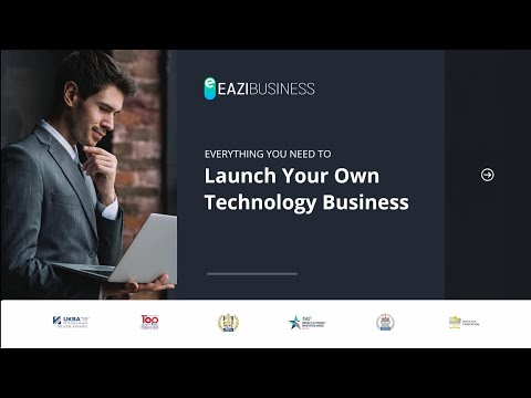, title : 'Eazi Business | Launch Your Own Technology Business Overview