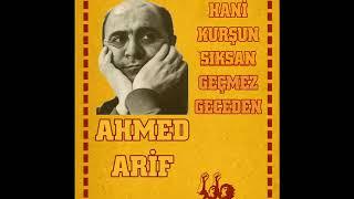 Ahmed Arif   Hani Kurşun Sıksan Geçmez Geceden   YouTube