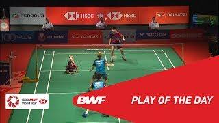Play Of The Day | PERODUA Malaysia Masters 2019 F | BWF 2019