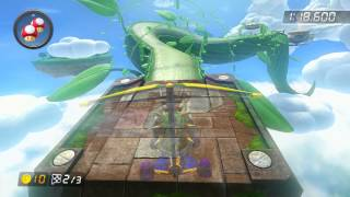 Cloudtop Cruise - 2:06.666 - Mercury (Mario Kart 8 World Record)