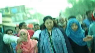 কুড়ি সিদ্দিকীর সাথে সখিপুরে জনতার ঢল - Bangla Last Update News AS tv