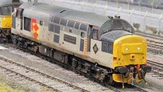WIGAN MODEL RAILWAY EXHIBITION 08062014