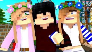 MEETING MY LONG LOST BROTHER! w/Little Carly (Minecraft Roleplay).