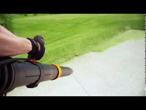 Stihl BR 450 C-EF in Kerrville, Texas - Video 2