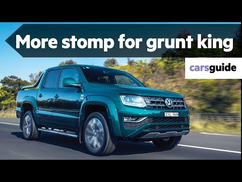 Volkswagen Amarok 2019 review: Ultimate 580