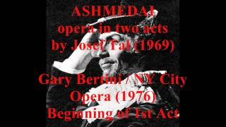 Tal: Ashmedai – New York City Opera