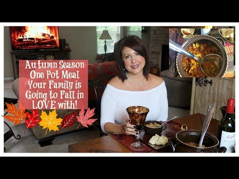 Autumn Season One Pot Meal Your Family is Going to