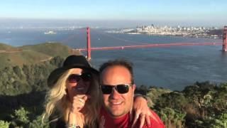 San Francisco 2.24.2016 - Golden Gate bridge California America