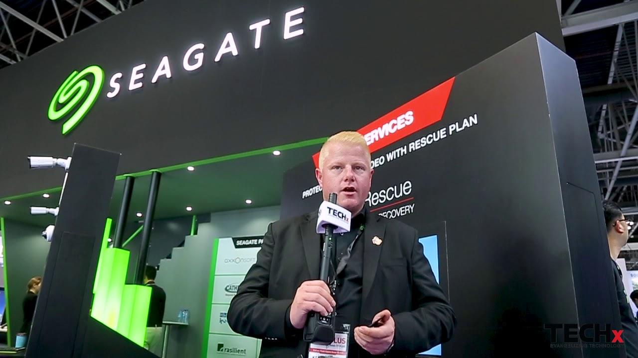 Seagate @ Intersec 2020