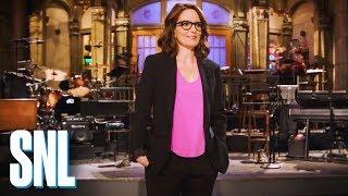 Tina Fey Returns to SNL - Video Youtube