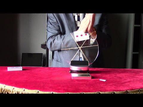 Plexi-Card (with N.M.C. Card Box) by El Duco's Magic