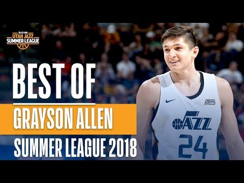 4b797b84296c Best of Grayson Allen From The 2018 NBA Utah Summer League