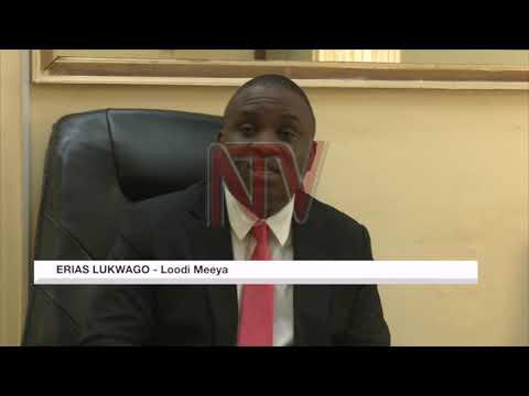 EMISANGO GYA KCCA: Lukwago atabuse ku ssente ezaakozesebwa