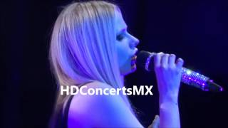 Avril Lavigne - Give You What You Like Live From Mexico City