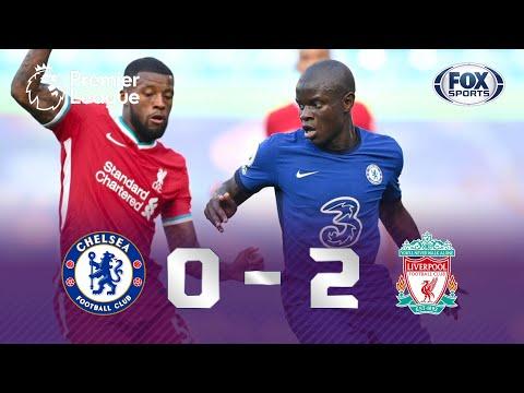 SHOW DE MANÉ, THIAGO ALCÂNTARA, SALAH E CIA   Melhores momentos de Chelsea 0x2 Liverpool
