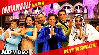 Indiawaale - Song Video - Happy New Year