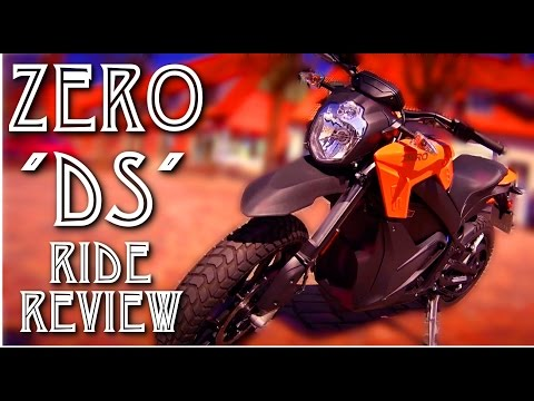 #139: Zero DS Electric Motorcycle Ride Review