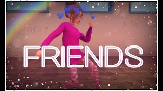 Avakin Life: FRIENDS //Music Video//клип❤