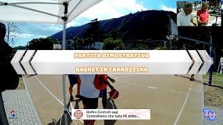 'Partita dimostrativa Ticino Bulls - 28 agosto 2021' episoode image