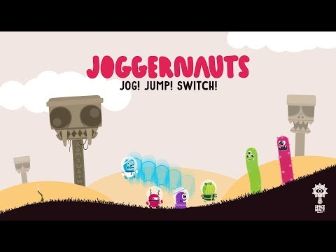 Joggernauts Teaser 2 - Wishlist on Steam! thumbnail