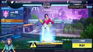 Fortnite & More! #Promote The Kundy!