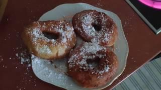 24. Juni 2019. ностальгия по пончикам в сахарной пудре.   40 лет спустя..