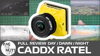 Caddx Ratel FULL Review - DAY / DAWN / DUSK / NIGHT ????????