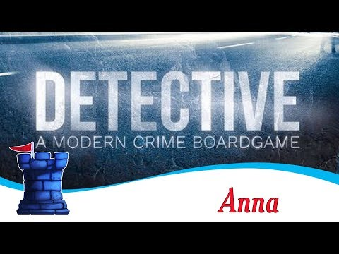 Detective Review with Anna Wassenburg