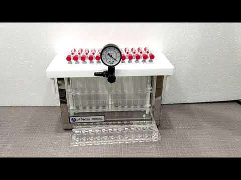 SPE Vacuum Manifold