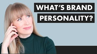 WHAT IS BRAND PERSONALITY? How to define your brand personality + use it to make better content 📲