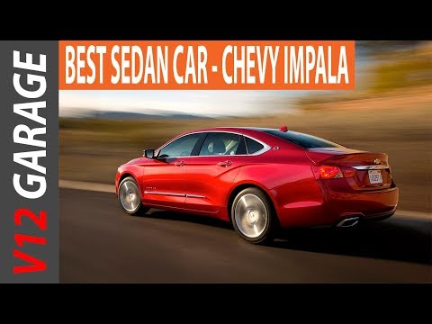 2018 Chevrolet Impala Review Changes, Colors And Price
