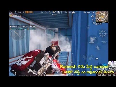 🥇 PUBG MOBILE Game Live TeluguGamer Support To PayTM On