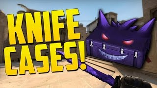 KNIFE CASE OPENING! - Drakemoon Case Opening