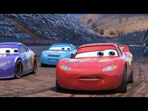 Cars 3 - This is Jackson Storm   official FIRST LOOK clip (2017)