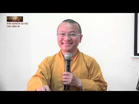 Vấn đáp: Tùy duyên bất biến, niềm tin Đại Thừa, thu hút Phật tử, cầu siêu trong kinh Địa Tạng, kinh nghiệm du học cho Tăng Ni, giới sát sanh đối với Phật tử