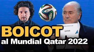 ¿No habrá Mundial de fútbol 2022? Amenazan a Qatar con boicot y bloqueo, pero ¿por qué la eligieron?