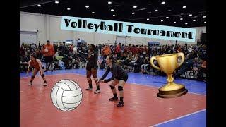 WE WON! | Volleyball Tournament Vlog