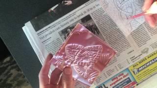 Metal Tooling Illuminated Letter