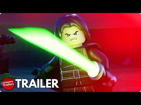 Lego Star Wars Terrifying Tales Trailer