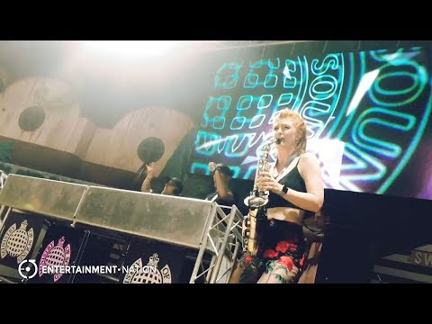 J Sax - Ministry Of Sound Performance