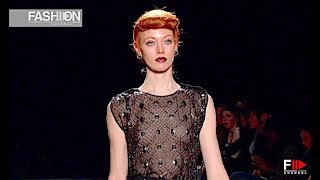 JENNY PACKHAM Fall 2012 2013 New York - Fashion Channel
