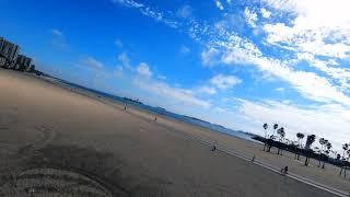 FPV freestyle Long Beach CA