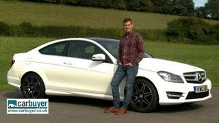 Mercedes C-Class Coupe review - CarBuyer