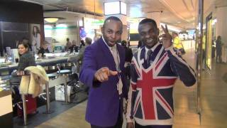 Airport Attendants- VOTE JLS!