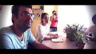 セブGeniusのESL会話英語クラス担当のルーカス先生