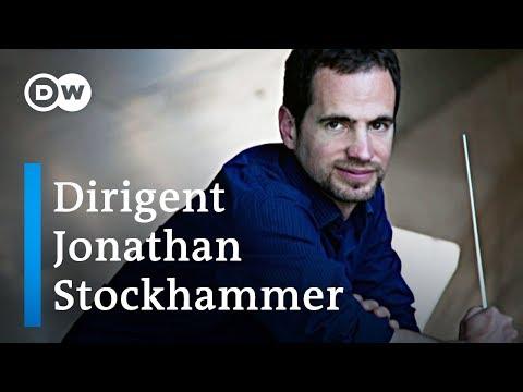 Star-Dirigent Jonathan Stockhammer im Interview